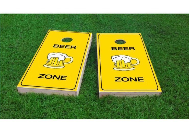 Beer+Zone+Light+Weight+Cornhole+Game+Set