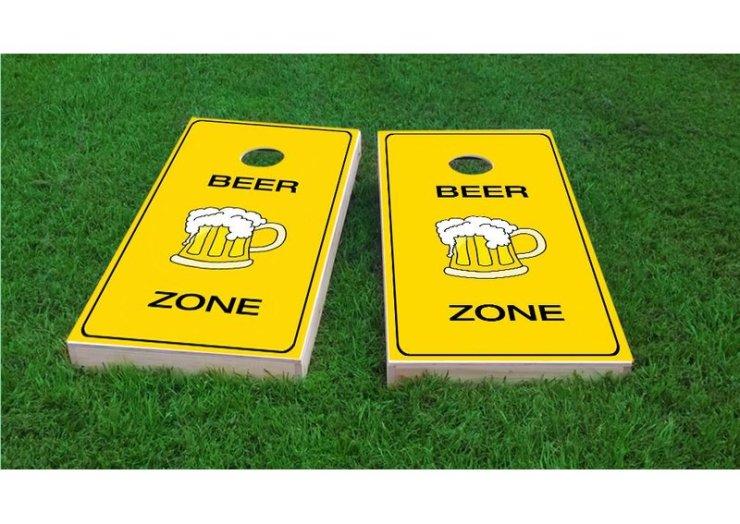 Beer+Zone+Light+Weight+Cornhole+Game+Set