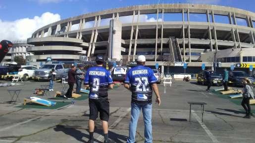 SCCA @ stadium